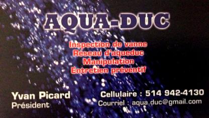 Voir le profil de Aqua-Duc Inc. - Fabreville