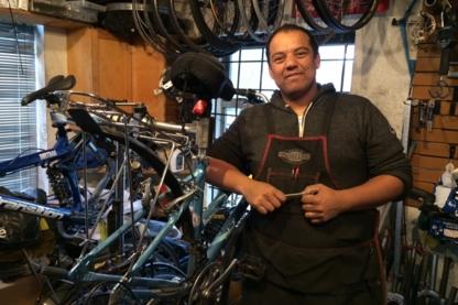 Atomic Bike Shop - Bicycle Stores - 604-714-0158