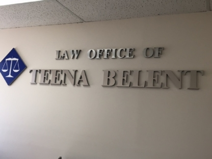 Law Firm Of Teena Belent - Human Rights Lawyers - 416-551-2111