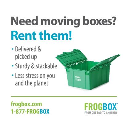 Lethbridge Frogbox - Moving Equipment & Supplies