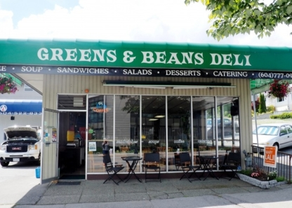 Greens & Beans Deli Cafe - Coffee Shops - 604-777-0998