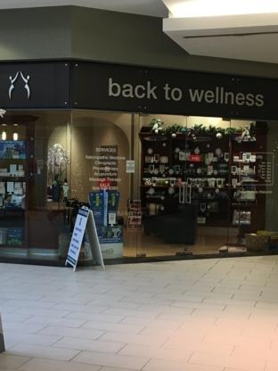 Back To Wellness Centre Inc - Chiropraticiens DC - 604-639-6393