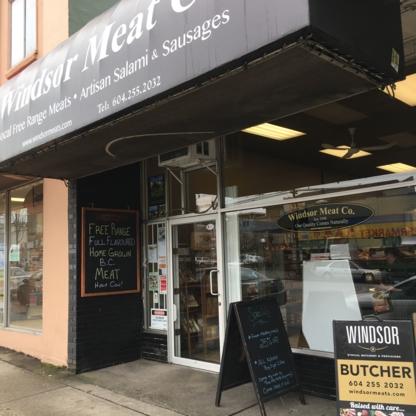 Windsor Meats - Boucheries - 604-255-2032