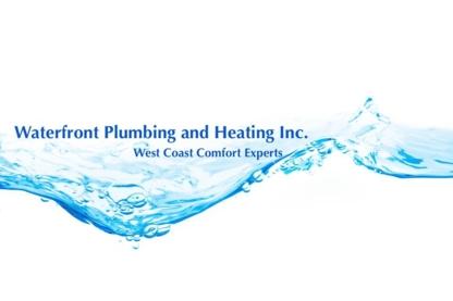 Waterfront Plumbing & Heating Inc - Plombiers et entrepreneurs en plomberie - 604-971-6691