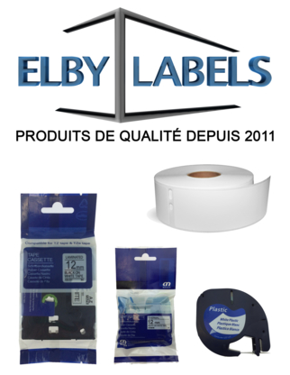 Elby Labels - Distribution Centres - 450-477-0888