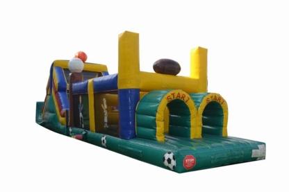 Amusement Plus Jeux Gonflables - Games & Supplies