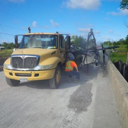 Ontario Cutting & Coring Ltd - Concrete Breaking