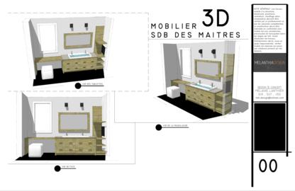 Mélanie Lanthier Designer d'intérieur et Coloriste - Interior Designers - 819-507-1155