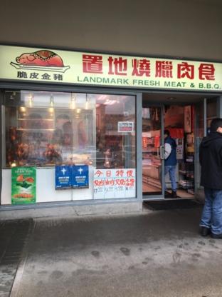 Landmark Fresh Meat & BBQ Ltd - Boucheries - 604-207-2238