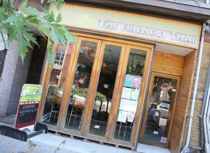 The Friendly Thai Restaurant - Thai Restaurants - 416-535-0111