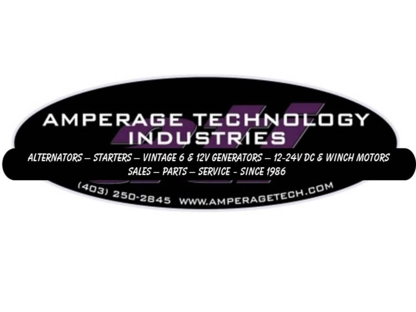 Amperage Technology Industries Ltd - Winches
