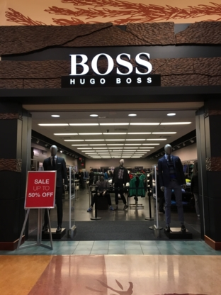 Hugo Boss Factory Store - Men's Clothing Stores