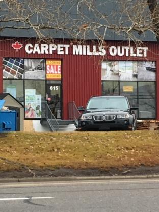 Carpet Mills Outlet - Magasins de tapis et de moquettes