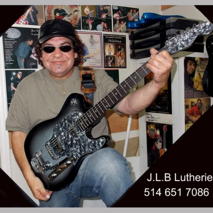 View J L B Lutherie Custom Guitar's Anjou profile