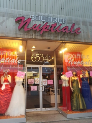 Boutique Mode Nuptiale - Bridal Shops - 514-277-4296