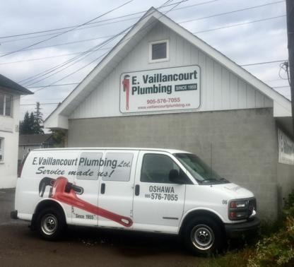 E Vaillancourt Plumbing & Heating Ltd - Plombiers et entrepreneurs en plomberie - 905-576-7055