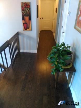 Planchers Duclos - Pose et sablage de planchers - 450-653-3109