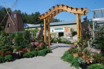 Windmill Garden Centre & Landscaping - Landscape Contractors & Designers - 705-323-9463