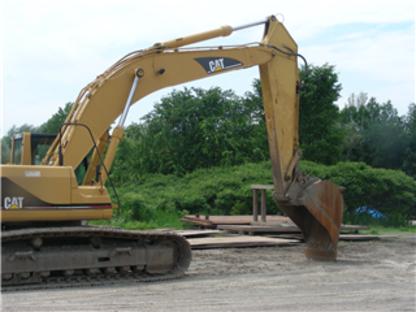 Cace Construction Ltd - Sewer Contractors - 613-822-6817