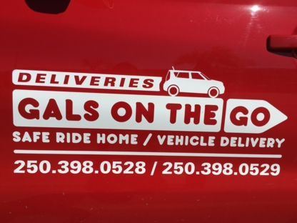 Gals on the Go - Alcohol, Liquor & Food Delivery