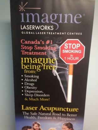 Imagine Laserworks - Traitement au laser - 506-383-7848