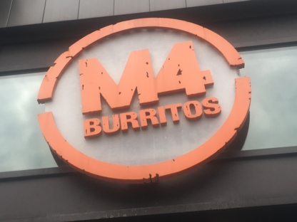M4 Burritos - Restaurants mexicains - 438-380-8090