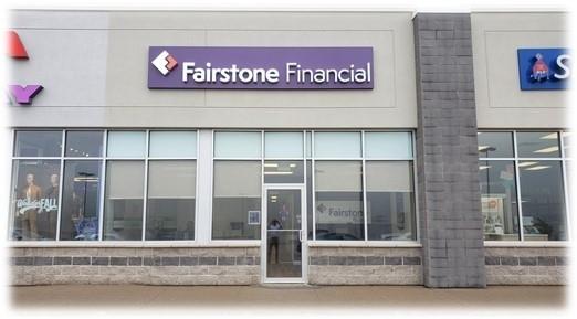 Fairstone - Prêts