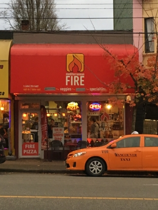 Fire Pizza - Italian Restaurants - 604-253-5607