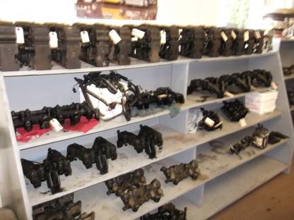 Frontier Sales & Salvage Ltd - Truck Accessories & Parts