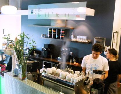The Ethical Bean Coffee Co Ltd - Coffee Wholesalers