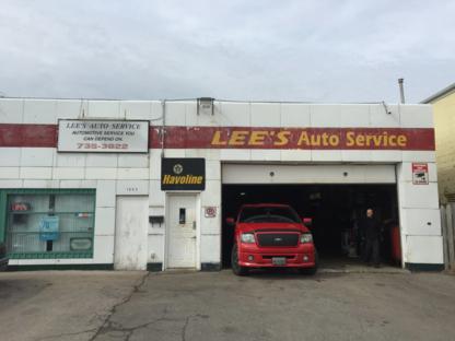 Voir le profil de Lees Auto Service - Welland