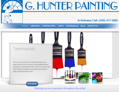 About Paint - Peintres - 250-317-5995