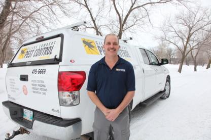 Gilles Lambert Pest Control Services Inc - Pest Control Services - 204-479-6669