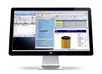 View V L Communications's Blainville profile