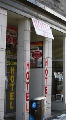Hotel Ste-Catherine - Hotels - 514-527-4440