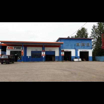 Kal Tire - Tire Retailers - 250-847-2665