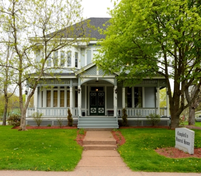 Campbell's Funeral Home - Crématoriums et service de crémation - 902-664-4394