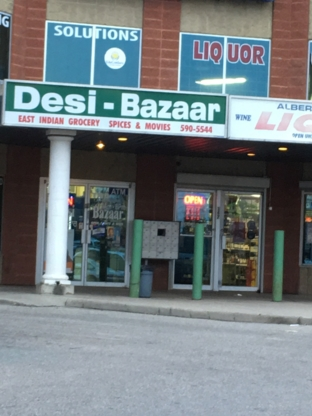 Desi Bazaar - Grocery Stores - 403-590-5544