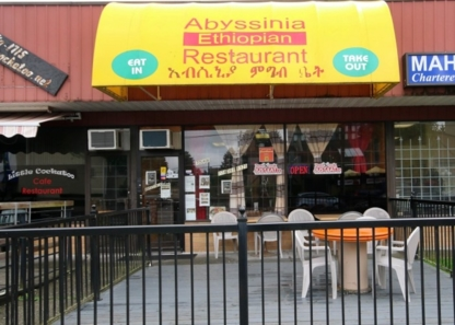 Abyssinia Ethiopian Restaurant - Restaurants - 778-397-1121