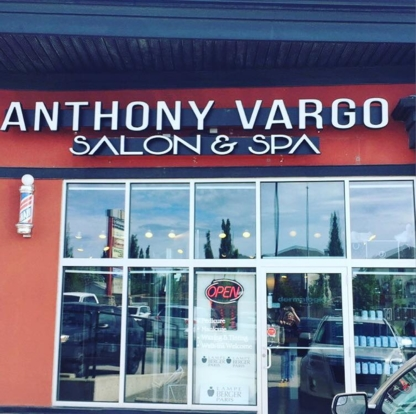 Anthony Vargo Salon & Spa - Hair Salons - 587-351-2688