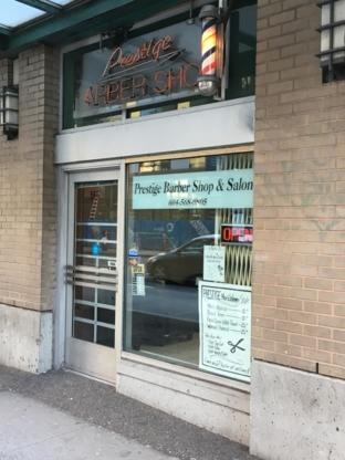 Vancouver Prestige Barber Shop - Barbers - 604-767-5524