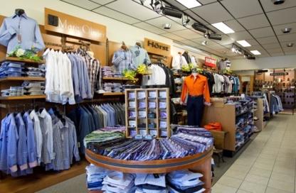Greg Landry Mode Pour Hommes - Magasins de vêtements pour hommes - 819-663-2455