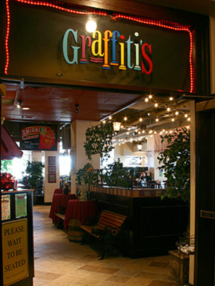 Graffiti's Italian Eatery & Saloon - Restaurants - 416-213-1300