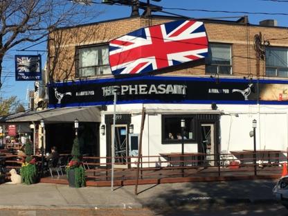 Pheasant And Firkin - Burger Restaurants