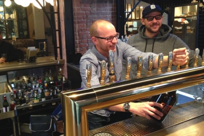 Last Best Brewing & Distilling Brewpub Inc - Brasseurs