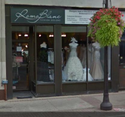 Romo Blanc - Boutiques de mariage - 905-457-9880