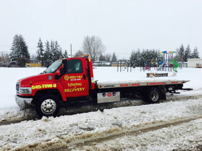 Iron Fist Towing & Recovery Inc - Vehicle Towing