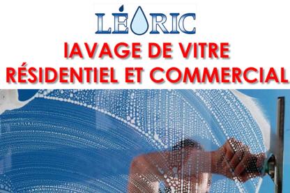Léoric Laveur De Vitre - Window Cleaning Service - 819-669-7051