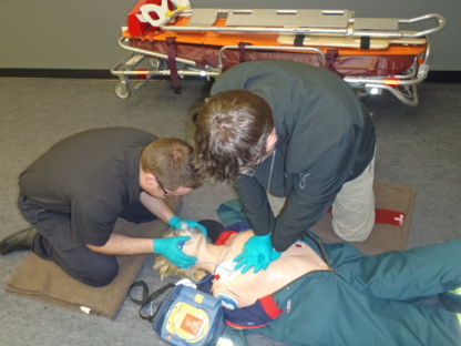 Western Canada Fire & First Aid Inc - First Aid Courses - 780-469-4887