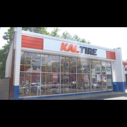 Kal Tire - Tire Retailers - 905-527-2991